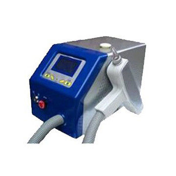 Skin Rejuvenation Tattoo Removal  Portable Q switched ND Yag Laser Machine Beauty Equipment